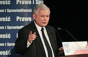 Kaczyński: tu nikt nie chce współpracować