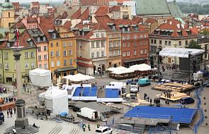 Infolinia o utrudnieniach w ruchu w Warszawie
