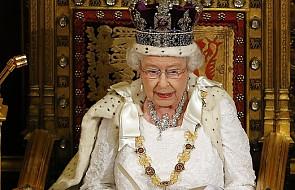 Elżbieta II przedstawiła program rządu
