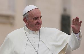 W piątek Franciszek przyjmie Lecha Wałęsę