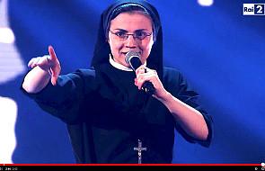"Siostra Cristina wygrała ""The Voice of Italy"""