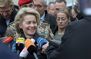Niemcy: Rosja nie jest obecnie partnerem