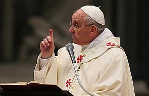 Papież: nie dajcie się tchórzom i bankrutom