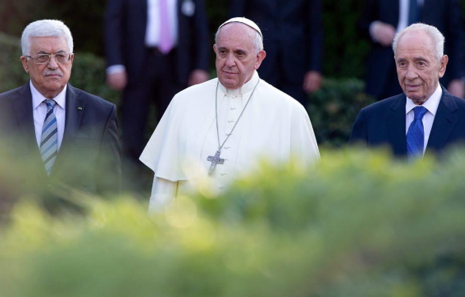 Historyczna modlitwa o pokój w Watykanie
