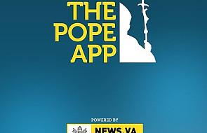 """Nowa edycja aplikacji """"The Pope app"""""""