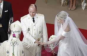 Ślub księcia Alberta II z Charlene Wittstock