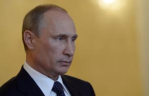 Putin obciąża Ukrainę odpowiedzialnością