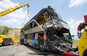 Zidentyfikowano ofiary wypadku pod Dreznem
