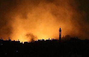 Izrael: co najmniej 20 zabitych Palestyńczyków