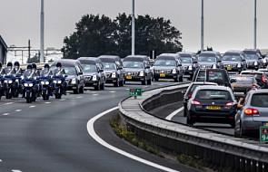 Ostatnie szczątki ofiar w sobotę w Holandii