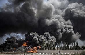 Izrael unieruchomił elektrownię w Strefie Gazy