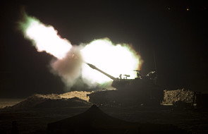 Izrael bombarduje Strefę Gazy - są zabici
