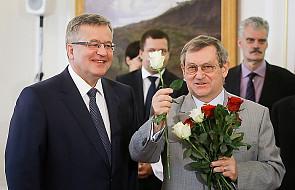Norman Davies dostał polskie obywatelstwo