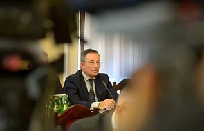 Sienkiewicz tłumaczył się przed komisją