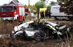 Już przed katastrofą był problem z samolotem
