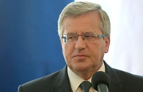 Kandydatura Sikorskiego na szefa dyplomacji UE