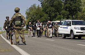 Separatyści nie zgadzają się na misję policyjną