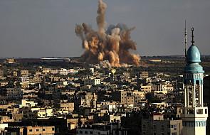 W Strefie Gazy obowiązuje trzydniowy rozejm