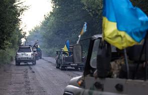 Konwój z pomocą dla Ukrainy w drodze