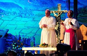 Papieski chrzest ojca jednej z ofiar katastrofy