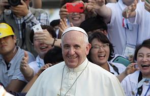 Franciszek spotkał się z młodzieżą Azji