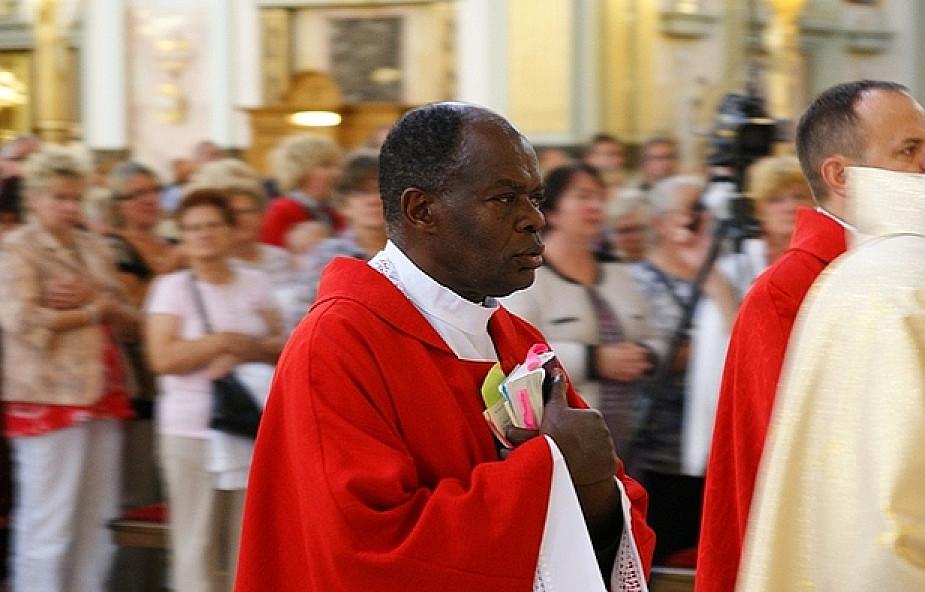 O. Bashobora rozpoczął pielgrzymkę do Lichenia