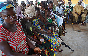 Odnaleziono 17 pacjentów chorych na Ebolę