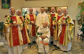 50- lecie kapłaństwa polskich jezuitów