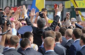 Poroszenko obiecuje 2,2 mld euro na armię