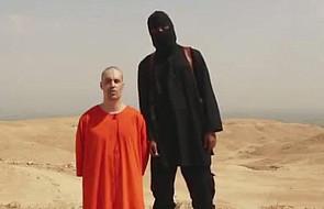 Raper z Londynu zabójcą Jamesa Foleya?