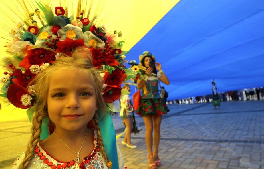 Piłka nożna a sprawa ukraińska