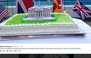 Niefortunne zdjęcie tortu i przeprosiny