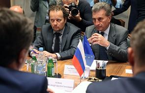 Minister energetyki Rosji ostrzega UE
