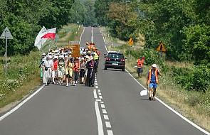 Lublin: 4 tys. pątników w drodze na Jasną Górę