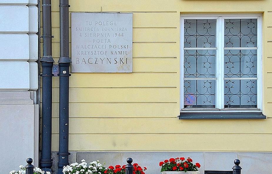 70 lat temu zginął Krzysztof Kamil Baczyński