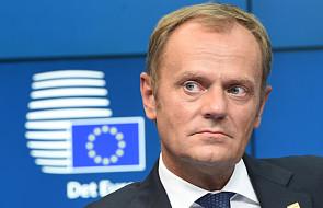 Media: Tusk nie jest znany z sympatii do Rosji