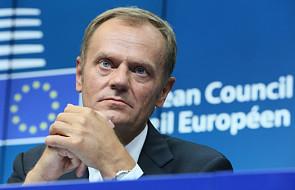 Politycy o wyborze Tuska na stanowisko w UE