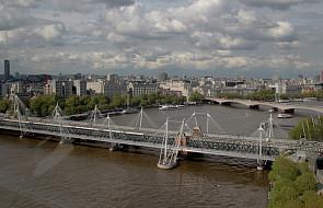 Burmistrz Londynu: I Polacy budują to miasto