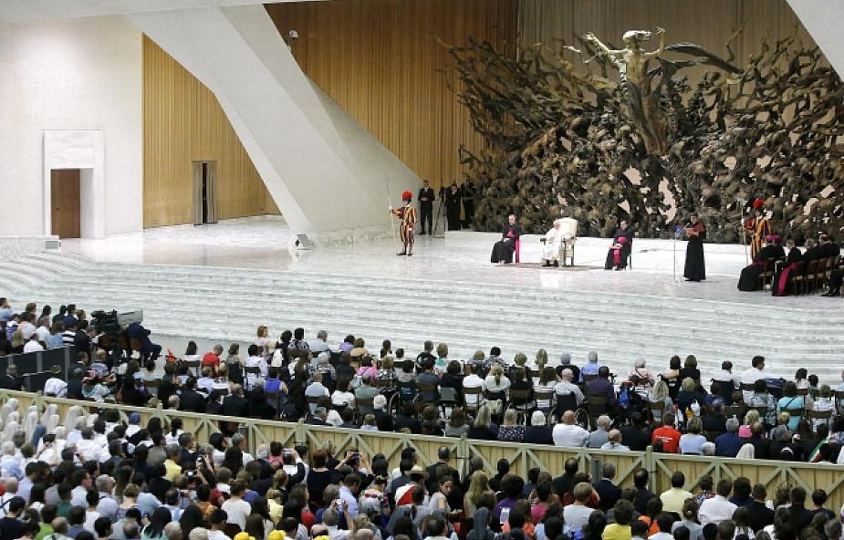 Kościół to nowy lud budowany na przymierzu w Chrystusie