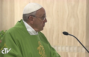 Watykan: kolejna papieska Msza św. z jezuitami