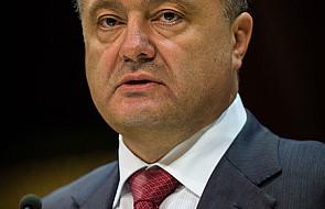 Poroszenko: będzie ratyfikowana umowa z UE