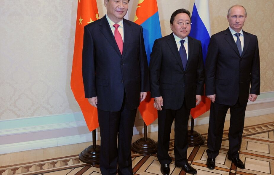 Prezydent Chin chce pokoju na Ukrainie