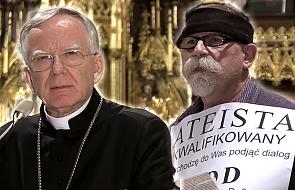 Abp Marek Jędraszewski i ateista o... ateizmie