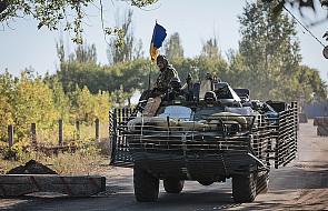 NATO zaczęło dostarczać broń Ukrainie