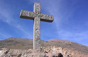 Krzyż jest wyrazem miłości Boga do człowieka