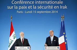 """Irak otrzyma """"stosowną pomoc wojskową"""""""