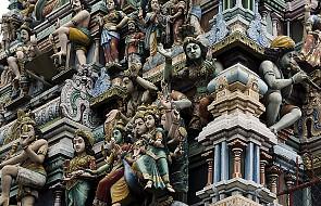 Przemoc w Indiach: hinduizm a hinduskość