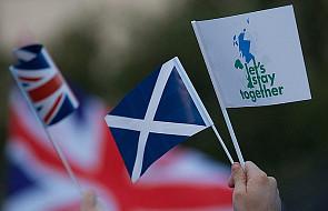 Szkoccy Polacy niechętni niepodległości Szkocji