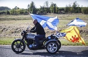 """Szkocja: """"brudna kampania"""" przed referendum"""