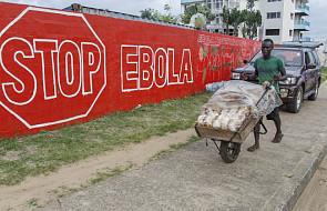 Bank Światowy ostrzega przed skutkami eboli